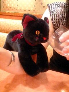 黒猫ぬいぬい