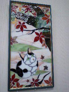 ヴィトンくんがtoto猫にo(^▽^)o