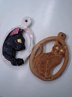 福永氏の猫