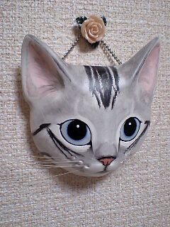 ヴィトン院長 猫面