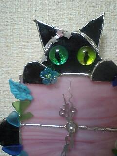 オッド アイ の 黒猫