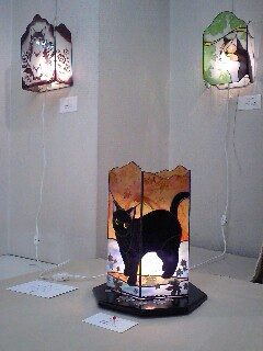 toto猫展 その一