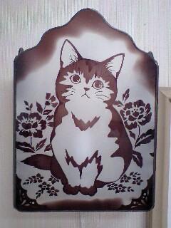猫灯り 子猫