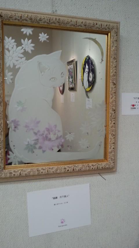 toto猫展 猫鏡