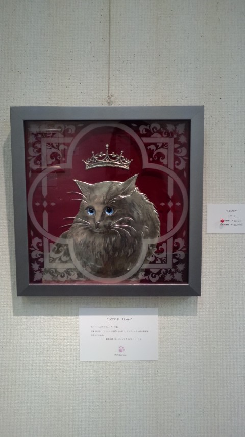 toto猫展 ロングヘア