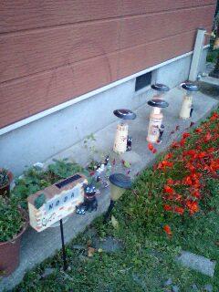 ガーデン ソーラーライト