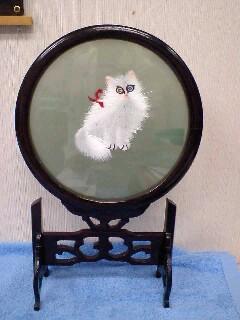 中国からきた猫