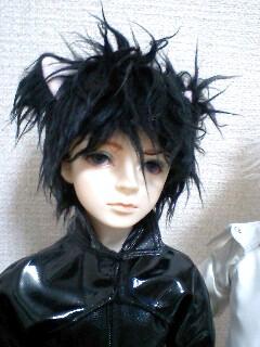 黒猫 シャルル